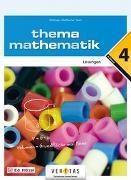 Thema Mathematik 4. Lösungen