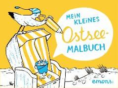Mein kleines Ostsee-Malbuch