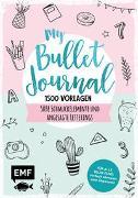 My Bullet Journal – 1500 Vorlagen: Süße Schmuckelemente und angesagte Letterings für Planer und Kalender