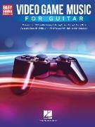 Video Game Music for Guitar: A Songbook for Easy Guitar with Notes & Tab