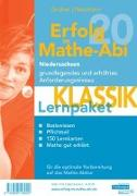 Erfolg im Mathe-Abi 2020 Lernpaket 'Klassik' Niedersachsen