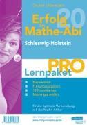Erfolg im Mathe-Abi 2020 Lernpaket 'Pro' Schleswig-Holstein