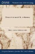 Oeuvres de Theatre de Mr. de Marivaux