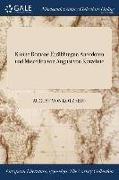 Kleine Romane Erzahlungen Anecdoten Und Miscellen Von August Von Kotzebue