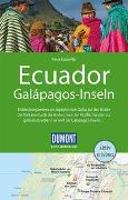 DuMont Reise-Handbuch Reiseführer Ecuador, Galápagos-Inseln