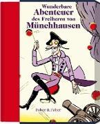 Wunderbare Reisen zu Wasser und Lande, Feldzüge und lustige Abenteuer des Freiherrn von Münchhausen