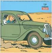 Tim & Struppi Wandkalender 2020