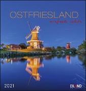 Ostfriesland einfach schön Kalender 2021