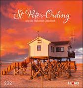 St. Peter-Ording und die Halbinsel Eiderstedt Kalender 2021