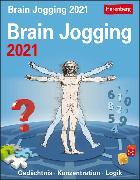 Brain Jogging Kalender 2021