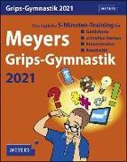 Meyers Grips-Gymnastik Kalender 2021