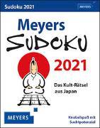 Meyers Sudoku Kalender 2021