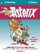 Asterix Omnibus #3: Collects Asterix and the Big Fight, Asterix in Britain, and Asterix and the Normans