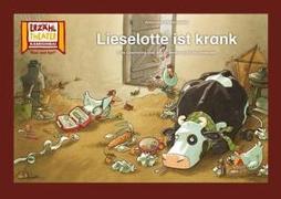 Kamishibai: Lieselotte ist krank