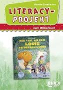 Literacy-Projekt zum Bilderbuch Der Tag, an dem Louis gefressen wurde