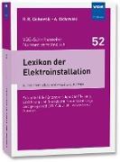 Lexikon der Elektroinstallation