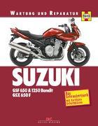 Suzuki GSF 650 & 1250 Bandit, GSX 650 F
