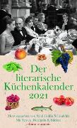 Der literarische Küchenkalender 2021