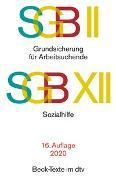 SGB II · Grundsicherung für Arbeitsuchende. SGB XII · Sozialhilfe