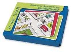 Bildkarten zur Sprachförderung: In der Stadt