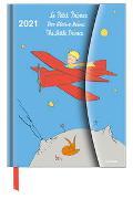 Der Kleine Prinz 2021 - Diary - Buchkalender - Taschenkalender - 16x22