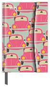 VW Bulli 2021 - Diary - Buchkalender - Taschenkalender - 10x15