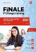 FiNALE Prüfungstraining 2021 Qualifizierender Abschluss Mittelschule Bayern. Mathematik