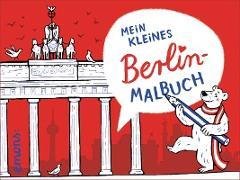 Mein kleines Berlin-Malbuch