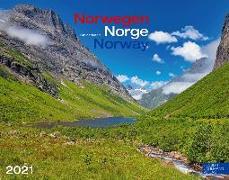 Norwegen 2021