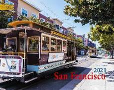 San Francisco 2021