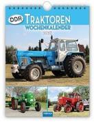 """Wochenkalender """"DDR-Traktoren"""" 2021"""