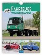 "Wochenkalender "" DDR-Fahrzeuge"" 2021"