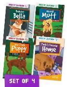 Doggie Daycare Set 2 (Set of 4)