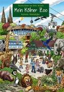 Bachems Mini-Wimmelbilder Zoo Schuber / Display