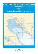 Berichtigung Sportbootkarten Satz 7: Adria 1 (Ausgabe 2020)