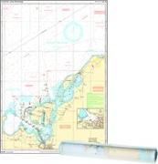Einzelkarte Mecklenburger Bucht - Wismarbucht / Ansteuerung Wismar /Ansteuerung Salzhaff (Ausgabe 2020)