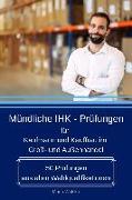 Mündliche IHK - Prüfungen für Kaufmann und Kauffrau im Groß- und Außenhandel