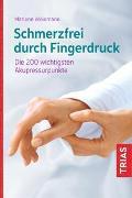 Schmerzfrei durch Fingerdruck