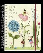 Liebe das Leben - Taschenkalender 2021