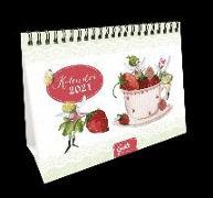 Tischkalender 2021 - Tasse