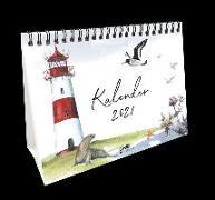 Tischkalender 2021 - Ahoi