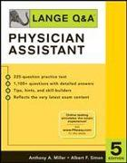 Lange Q&A for the Physician Assistant