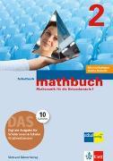 mathbuch 2, digitale Ausgabe für Schülerinnen und Schüler, Schulbuch
