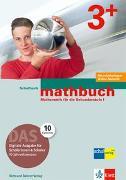 mathbuch 3+, digitale Ausgabe für Schülerinnen und Schüler, Schulbuch