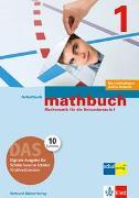 mathbuch 1, digitale Ausgabe für Schülerinnen und Schüler, Schulbuch