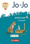 Jo-Jo Mathematik - Allgemeine Ausgabe 2018. 4. Schuljahr - Übungsheft