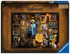 Disney Villainous: King John. Puzzle 1000 Teile