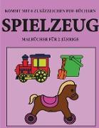 Malbücher für 2-Jährige (Spielzeug)