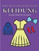 Malbücher für 2-Jährige (Kleidung)