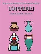 Malbücher für 2-Jährige (Töpferei)